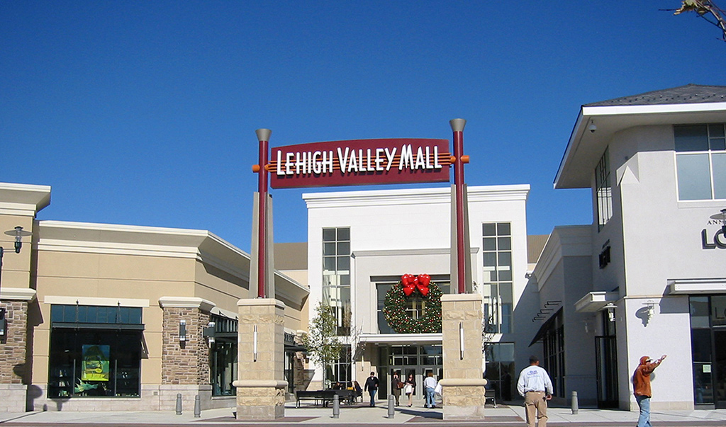 Lehigh Valley Mall Map About Lehigh Valley Mall a