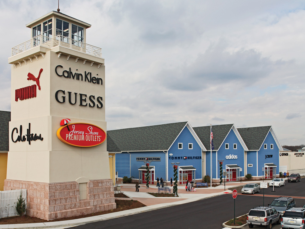 Outlet New Jersey >> About Jersey Shore Premium Outlets A Shopping Center In Tinton