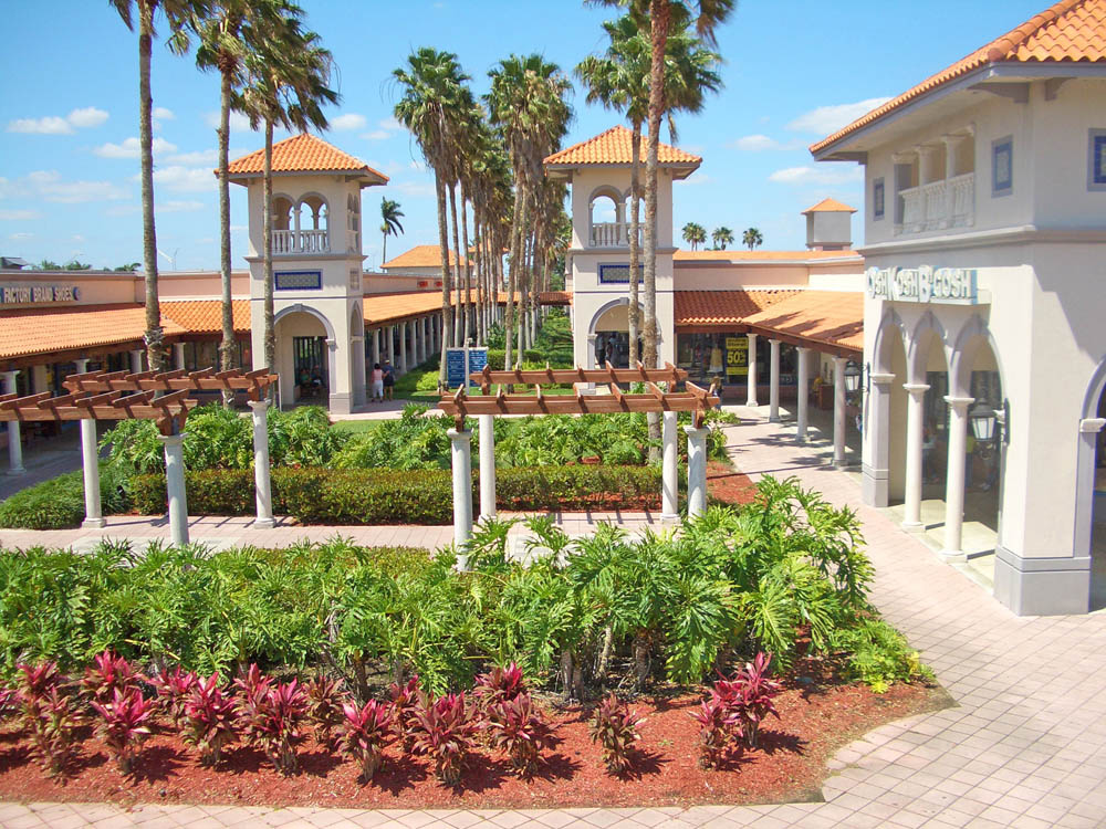 About Florida Keys Outlet Center A Shopping Center In