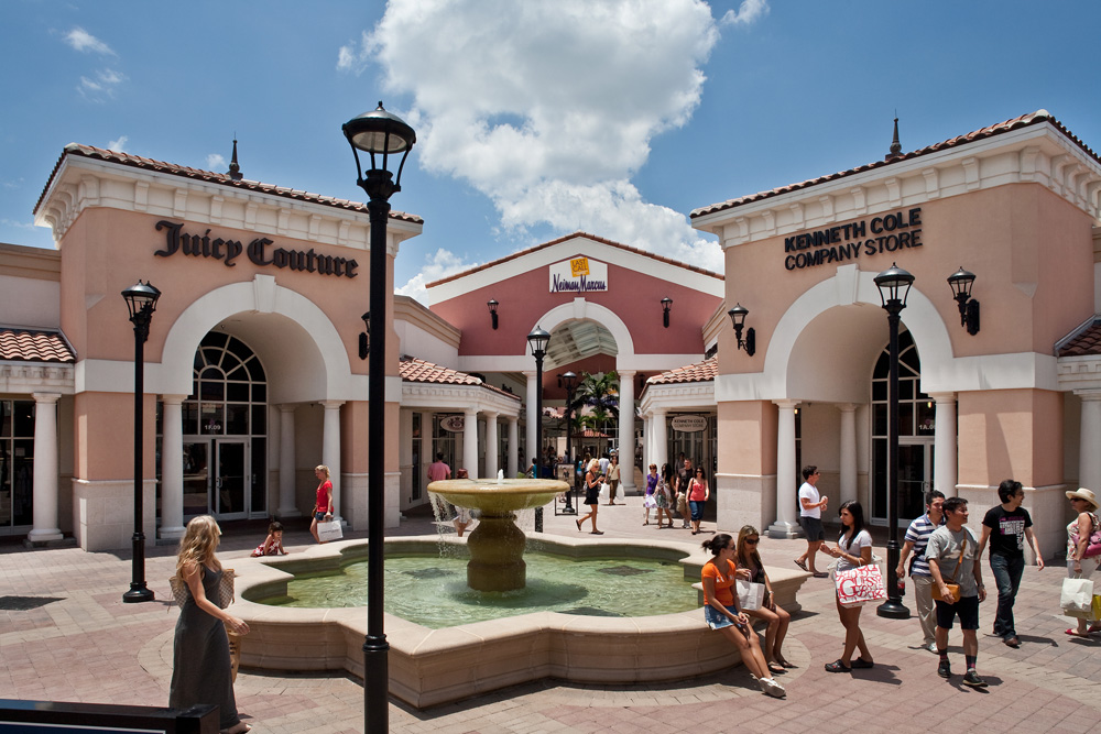 Orlando International Premium Outlets is Florida's largest outlet shopping destination Spanning over , square feet. The center welcomes more than 17MM visitors annually and is an iconic destination in the heart of Orlando's booming hospitality industry.