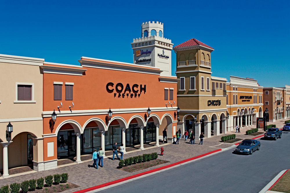 About San Marcos Premium Outlets 174 A Shopping Center In