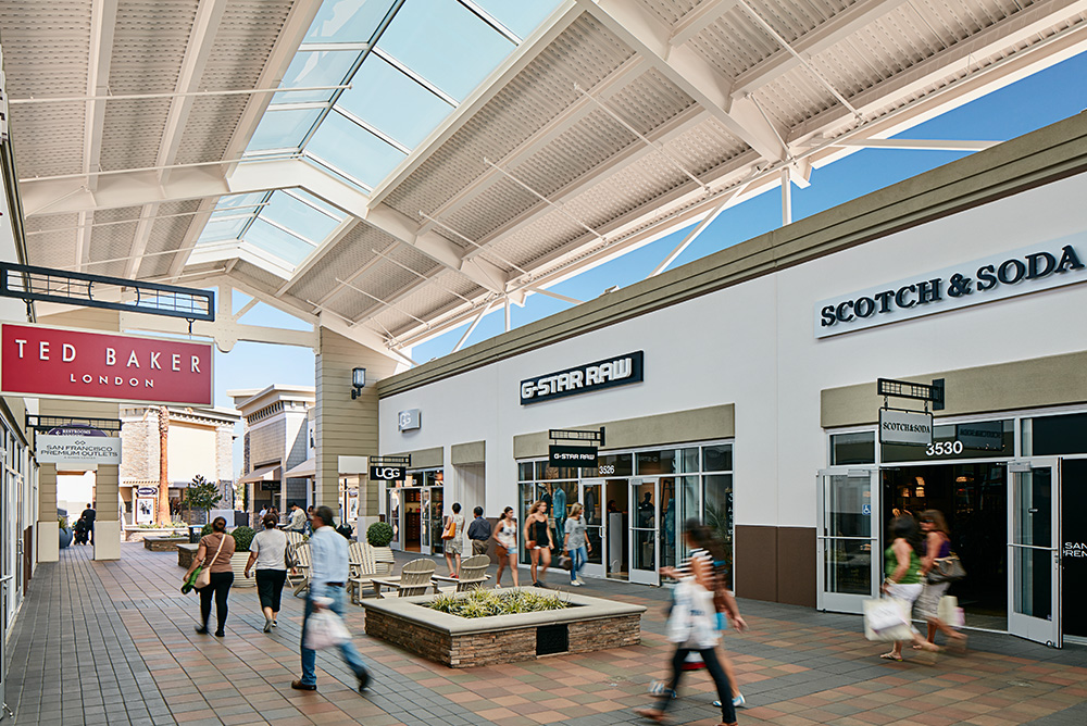 Travelers who viewed San Francisco Premium Outlets also viewed