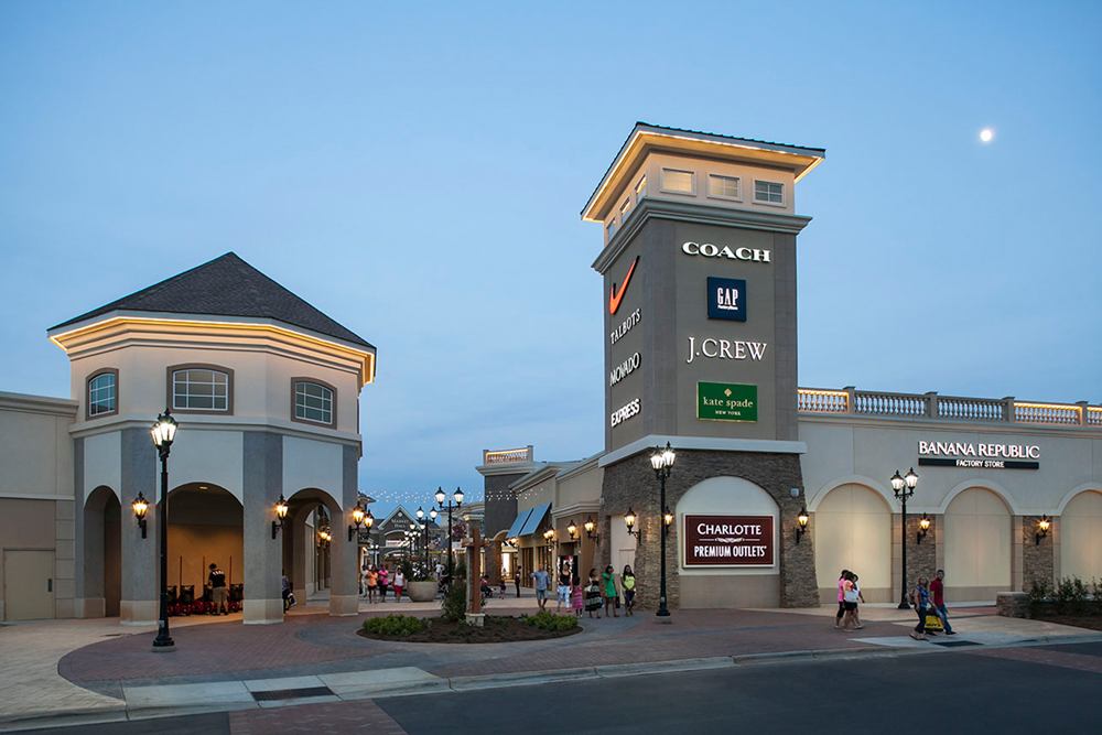 About Charlotte Premium Outlets® - A Shopping Center in Charlotte ...