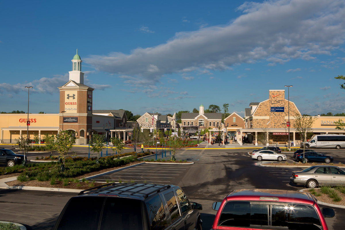 Outlets In Nj >> Gloucester Premium Outlets - Outlet mall in New Jersey. Location & hours.