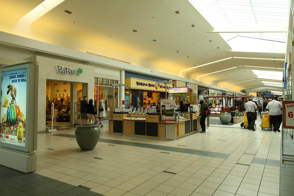 mall tacoma stores list