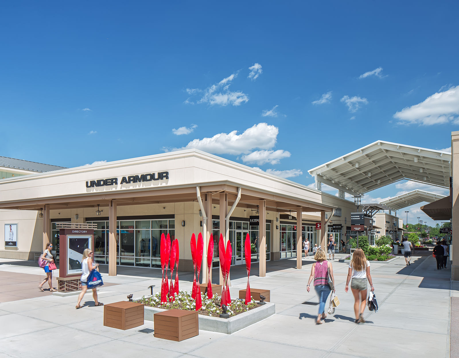 Chicago Premium Outlets, an outdoor center located 40 minutes from downtown Chicago, has over stores such as Adidas, Coach, Nike, kate spade new york, Movado Company Store, Saks Fifth Avenue Off 5th, Tommy Hilfiger, Vera Bradley, Restoration Hardware and more.9/10(6).