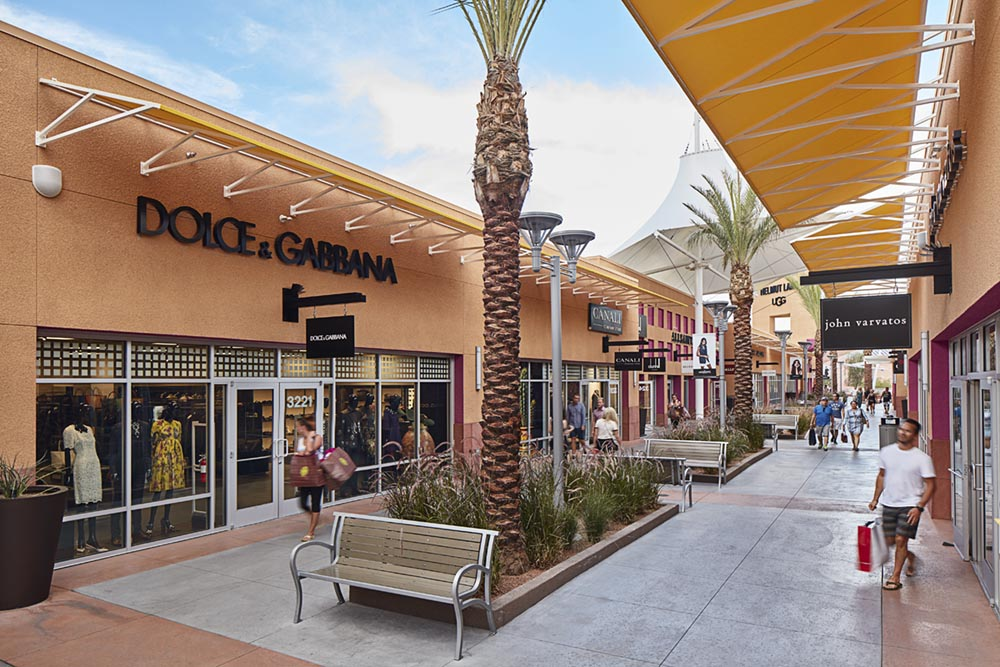 About Las Vegas North Premium Outlets A Shopping Center