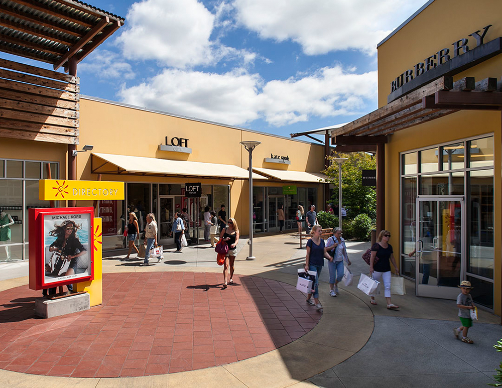 The Outlet Collection | Seattle. The Outlet Collection | Seattle is the largest indoor outlet mall in the Pacific Northwest. With a mix of traditional & outlet stores it's the ultimate outlet destination.