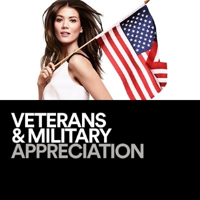 VETERANS AND MILITARY APPRECIATION