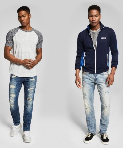 Jeans: Buy One Get One 50% Off