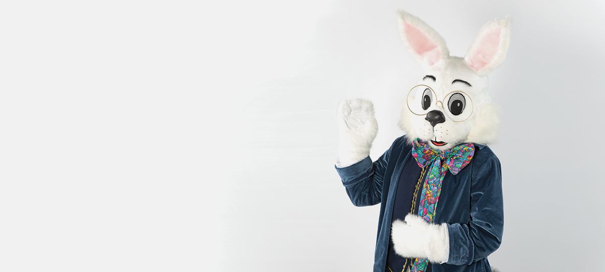 It's Time For Easter Bunny Photos