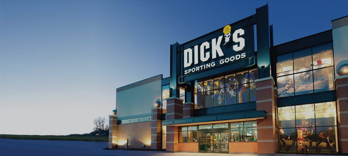 Dick's Sporting Goods Now Open