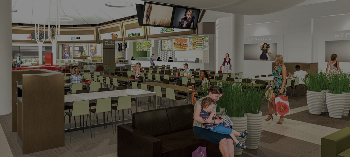 North East Mall is Getting a New Dining Pavilion