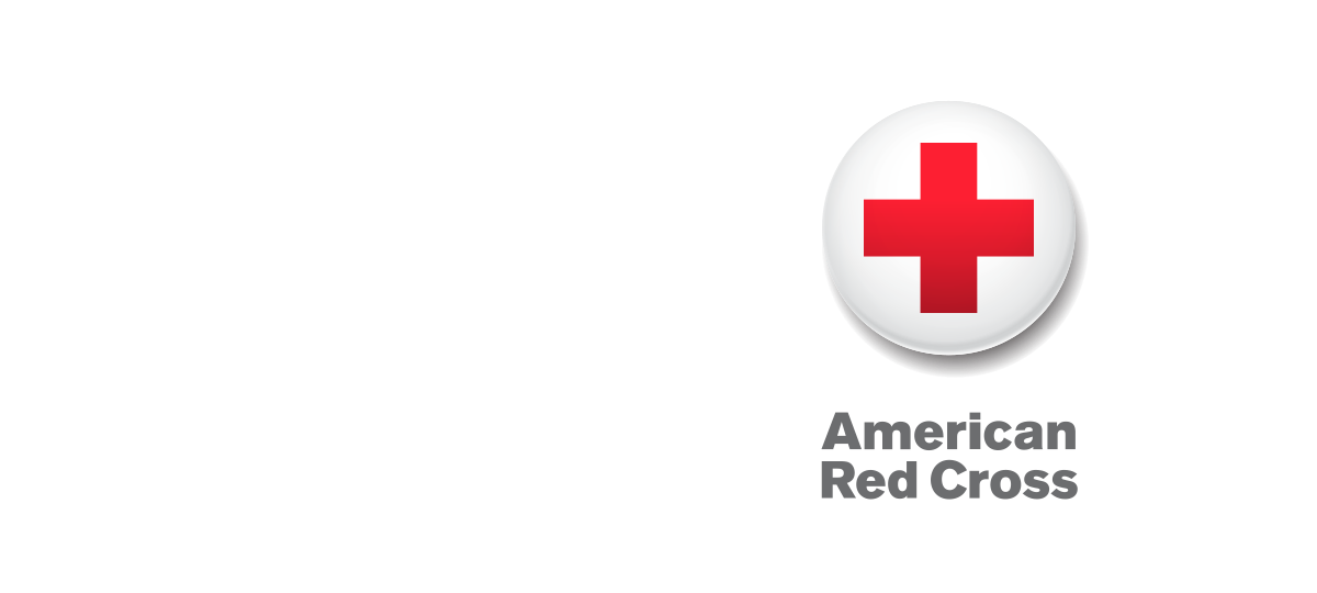 The American Red Cross logo