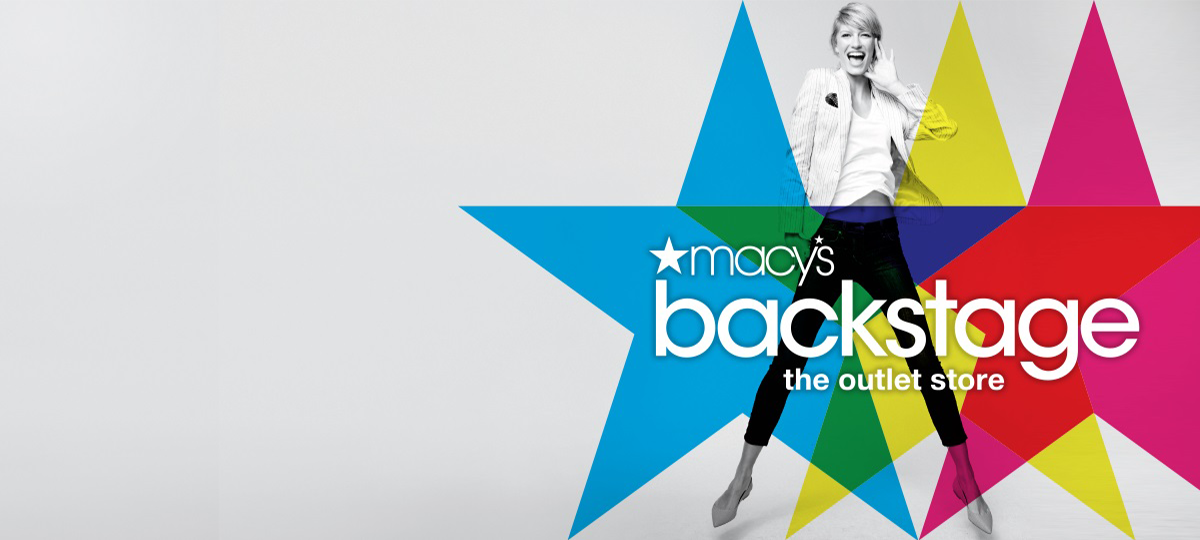 Macy's Back Stage is Now Open at Montgomery Mall