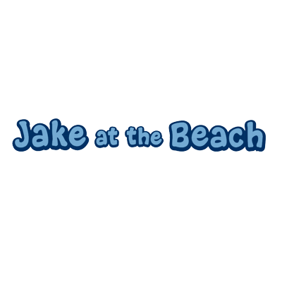 Jake at the Beach-Life is Good Shoppe