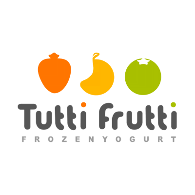 Tutti Frutti Frozen Yogurt