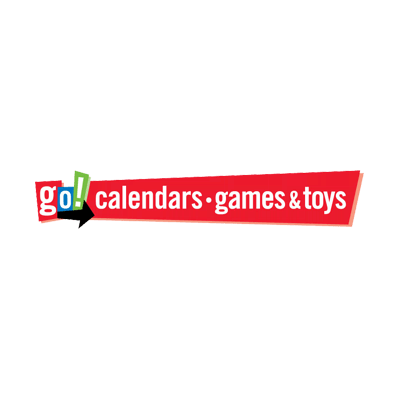 Go! Calendars, Toys, Games & Books