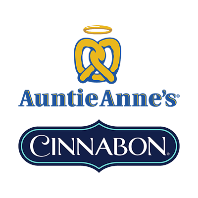 Auntie Anne's and Cinnabon Cafe