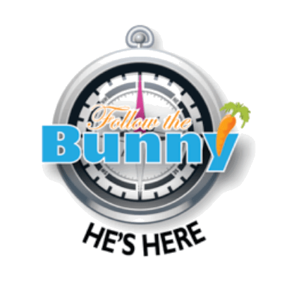 Follow The Bunny - Easter Photo Experience