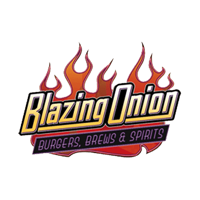 Blazing Onion Burgers, Brews & Spirits