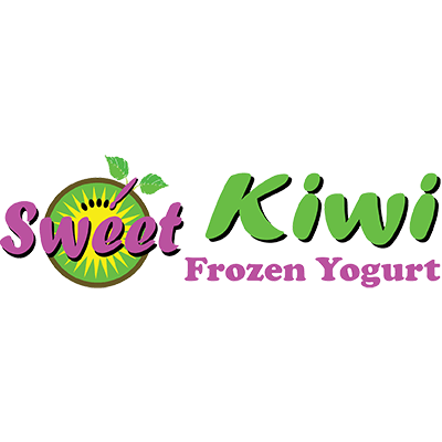 Sweet Kiwi Frozen Yogurt
