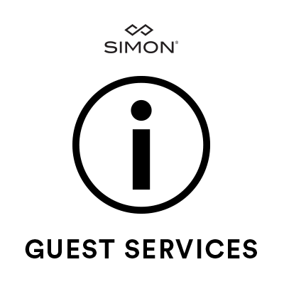 Simon Guest Services in the Mall Management Office
